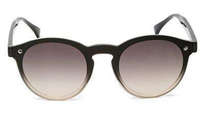 Fastrack Gradient Square Men's Sunglasses - (U003BK6|54|Black Color)