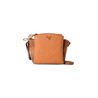 Baggit Spring-Summer 2019 Women's Cosmetic Bag (Mustard)
