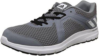 Adidas Men's White Black Running Shoes-6 UK/India (39 1/3 EU) (BB4373)