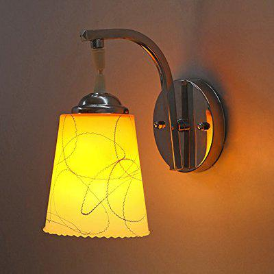PLUS PRODUCTS Wall Lamp, Yellow