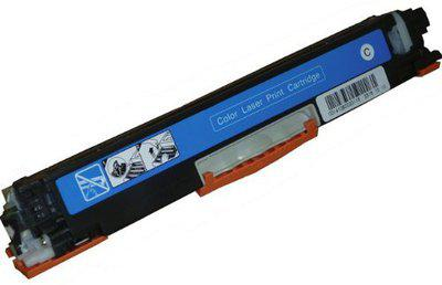 Printwell 126A /CE311A Compatible for HpLaserJetPro CP1025, CP1025nw, M175a, M175nw, M275, M275nw Printers (Cyan)