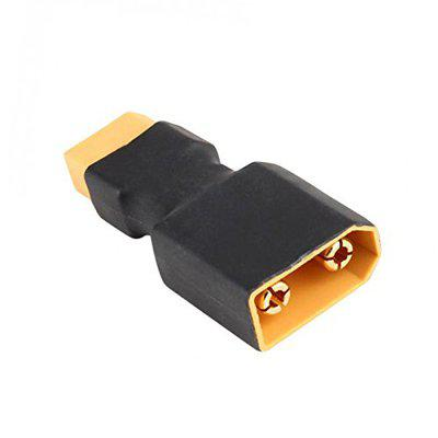 Futaba XT60 Female to XT90 Male Wireless Connector Adapter Fits for RC