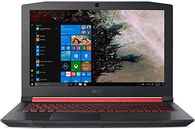 acer Nitro 5 Core i5 8th Gen  8 GB1 TB HDD256 GB SSDWindows 10 Home4 GB GraphicsNVIDIA GeForce GTX 1050 Ti AN51552 Gaming Laptop156 inch Shale Black 27 kg With MS Office