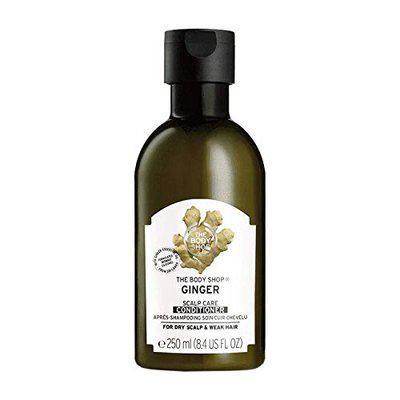 The Body Shop Ginger Scalp Care Conditioner, 8.5 Fl Oz (Vegan)