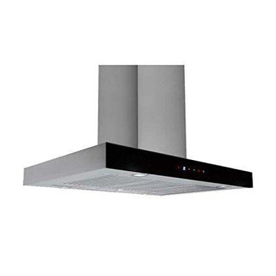 Hindware Stainless Steel Cravia 90 Chimney with Remote Control