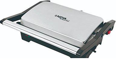 Nova Professional NSG 2454 1200-Watt Sandwich Grill Maker (Black)