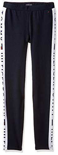 Tommy Hilfiger Girls' Skinny Regular Fit Trousers (A8ACN11110_Navy Blazer_10)