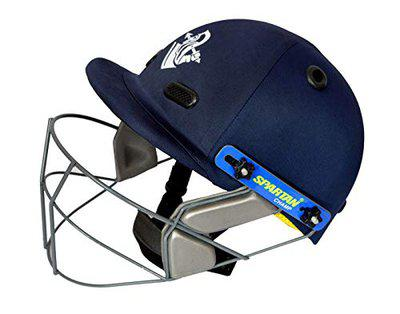 Spartan Champ Cricket Helmet Size- Small, Standard, X-Large Available (Small)
