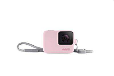 GoPro ACSST-004 Sleeve with Lanyard (Pink)