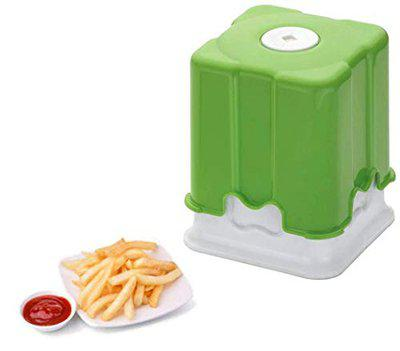 VR Potato Chipser Grater and Slicer French Fries Cutter (Color May Be Very)