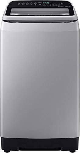Samsung 6.5 kg Inverter Fully-Automatic Top Loading Washing Machine (WA65N4260SS/TL, Silver)