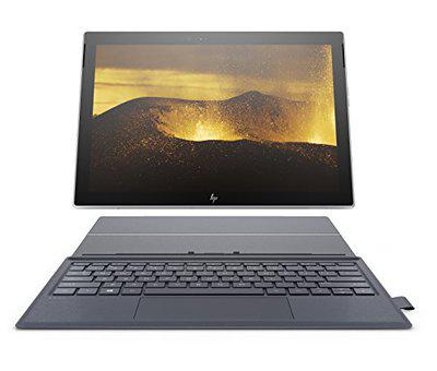 HP 5AZ47UA#ABA Envy 12-inch Convertible Laptop, Qualcomm Snapdragon 835, 4GB RAM, 128GB Flash, Windows 10 in S (12-e068ms), Silver