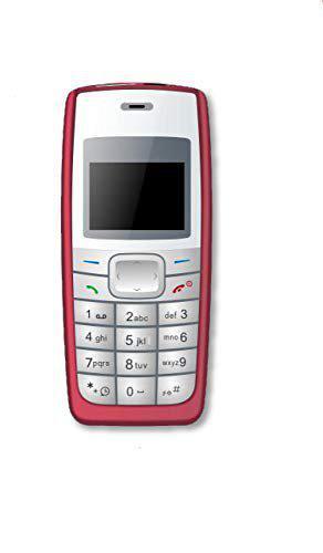 IKALL K72 1. 44 inch/3. 65 cm Single Sim Feature Phone (Blue)