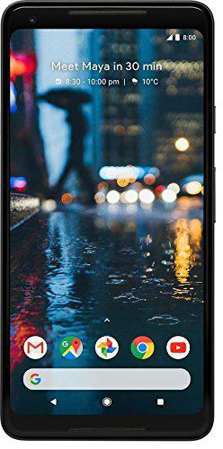 (Renewed) Google Pixel 2 XL (18:9 Display, 64 GB) Black