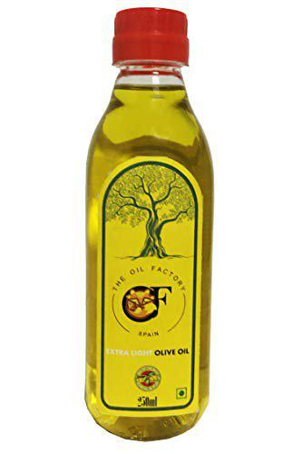 The Oil Factory Extra Light Olive Oil - 250ml