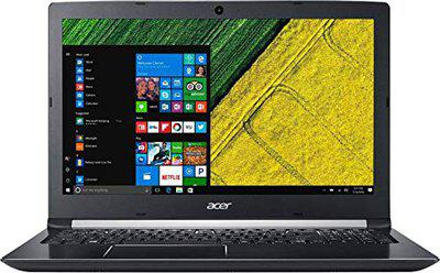 Acer Aspire 5 A515-51G 15.6-inch Laptop (Core i5-7200U 8GB 1TB win10 NVIDIA Ge Force mx 130 with 2GB Graphics) Steel Grey