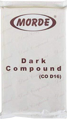 MORDE Dark Compound Chocolate 500 Grams Free Silver Plated Coin