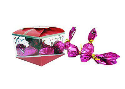 Aarmella Chocolate for Transparent Box Chocolate for Birth Day Party-(150-Gram)