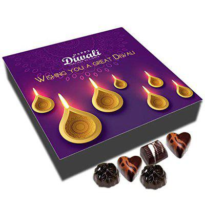 Chocholik Diwali Sweets - Your Dreams are Beautiful, May All of Them Be Fulfilled This Diwali, 9 Piece, 108 G