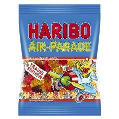 Haribo Air-Parade Jelly Beans Share Size, Travel Edition, 300 g