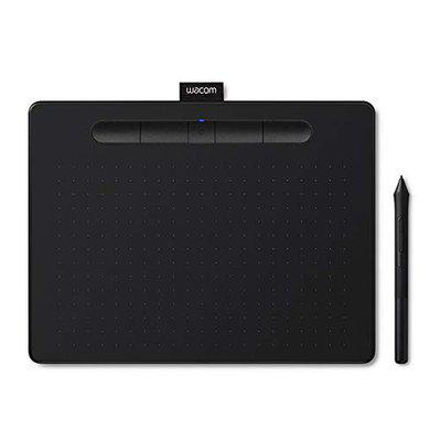 Wacom CTL-6100WL Digital Pen Tablet for Teaching, Distance Learning, Video Content Creation