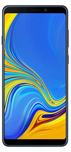 Samsung Galaxy A9 (Lemonade Blue, 6GB RAM, 128GB Storage)
