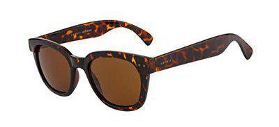 ESPRIT UV Protected Wayfarer Unisex Sunglasses - (TET0096|50|Brown Color Lens)