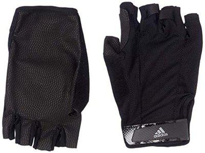 Adidas Men's Synthetic Gloves (DT7955 Black/Ironmt_Large)
