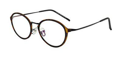 Ted Smith Full Rim Round Unisex Spectacle Frame - (TS-TR-9290_C32|49)