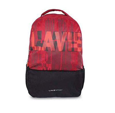 Lavie - Anushka collection BAEI136041N3 28 L Backpack(Red)