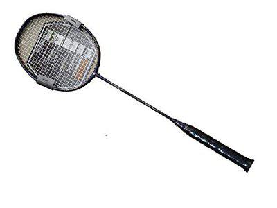 Apacs Z-Ziggler Grey Strung Badminton Racquet - with Full Cover