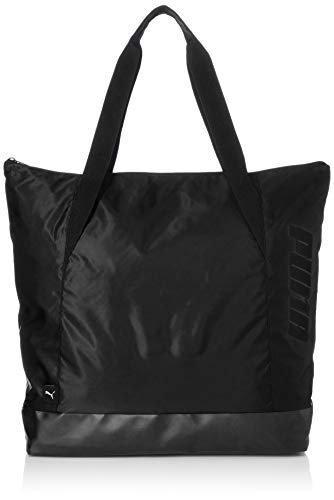 PUMA Ss-19 Polypropylene 41 cms Black Messenger Bag (7585101_X)