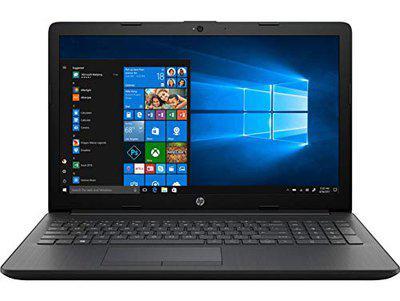 HP 15 Intel Core i5 156inch Full HD Laptop4GB DDR41TB HDDWin 10MS OfficeIntegrated GraphicsSparkling Black204 kg 15qds0028TU