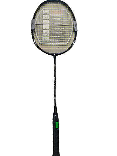 APACS Unisex Finapi 232 Strung Badminton Racket with Cover
