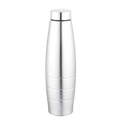 Pigeon Barrel Stainless Steel Water Bottle, 750ml, Silver
