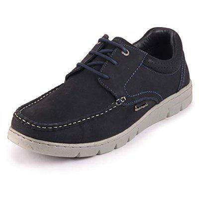 Hush Puppies Men's Navy Casual Shoes 823-9914-40