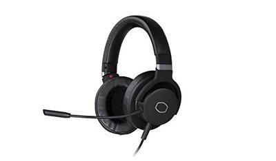Coolermaster MH 751 Multi-Platform Gaming Headphones with Detachable Boom Mic