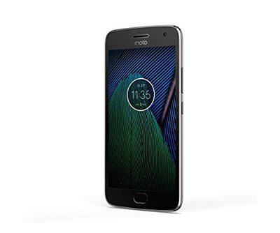 (Renewed) Motorola Moto G5 Plus (Grey)