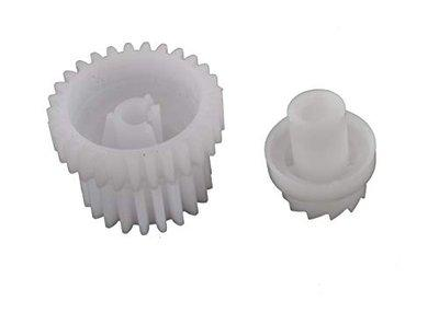 Printech CLUCH Drive Gear for Use in HP Laser Jet 1010/1020/1018/Canon LBP 2900/3000 Printer Accessories (Black)