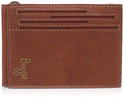 Baggit Men's Cosmetic Bag (Rust) (Unitsnits 1)