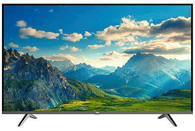 TCL 140 cm (55 inches) 4K Ultra HD Smart LED TV 55G500 (Black)(2018 Model)