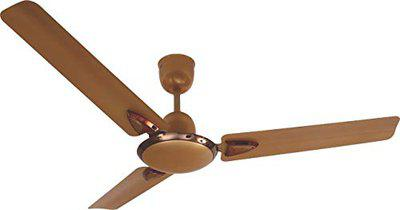 Breezalit Ceiling Fan Superior Metallic Finished, Elegant Looks, with Anti DUST Feature (Air Delivery 230 cmm, RPM 400, 70w)