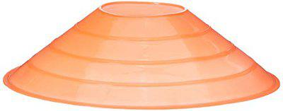 Skera Set of Soccer Cones - Agility Cone Set - Disc Cones - Field Markers - Saucer Cones, Plastic Space Marker for Training, Soccer - Lacrosse - Basketball - Baseball (1)