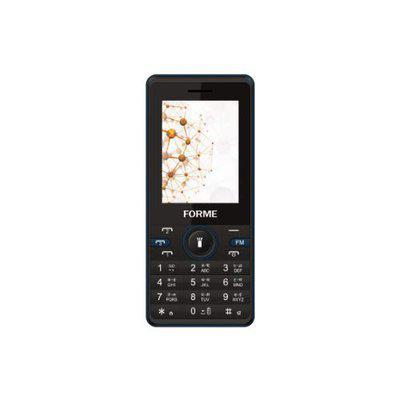 Forme A3 Triple Sim 2.4'' 2500 mAh Mobie Black-Red
