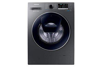 Samsung 9 Kg Fully-Automatic Front Loading Washing Machine (WW90K54E0UX/TL, Blue, Eco Bubble)