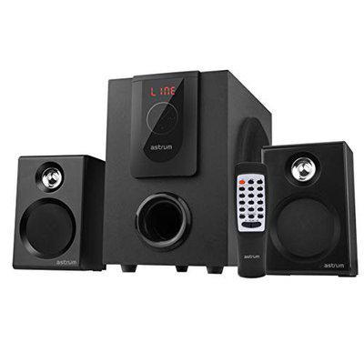 Astrum 2.1CH Multimedia Speaker 30W RMS, BT, USB, SD, FM Radio - MS250