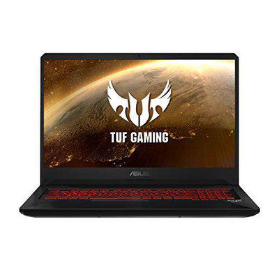 ASUS TUF Ryzen 5 Quad Core 3550H  8 GB 1 TB HDD Windows 10 Home 4 GB Graphics AMD Radeon RX 560X FX705DYAU027T Gaming Laptop173 inch Black 26 kg