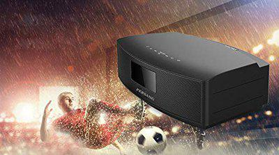 Persang Brilliance HiFi Bluetooth Speakers System soundbar Home Theater for Bedroom TV with FM Alarm Clock