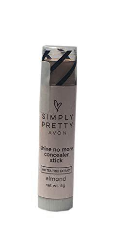 Avon SIMPLY PRETTY Shine No More Concealer Stick- With Tea Tree Extract- OIL FREE