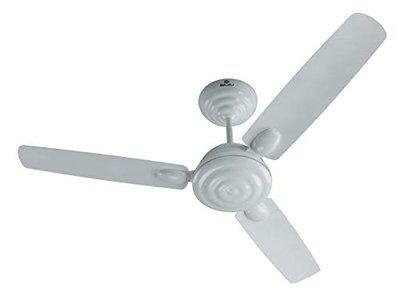 Shinto 1200 mm Ceiling Fan Ceramic White